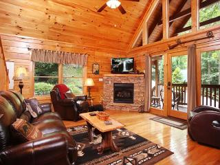 Paxton's Creek   Pool Access Arcade Hot Tub WiFi Fireplace Free Nights - Gatlinburg vacation rentals