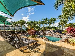 THE CLIFFS AT PRINCEVILLE #7301, Ocean Bluff View, Free Wifi & Parking - Princeville vacation rentals