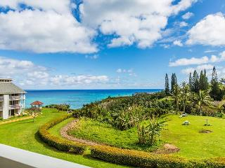Cliffs at Princeville #7302 Ocean Bluff North Shore Resort, Free Wifi/Parking - Princeville vacation rentals