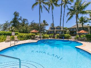 Kaha Lani #115, Ocean View, Ground Floor, Steps to Beach, 10% OFF SEP STAYS! - Lihue vacation rentals