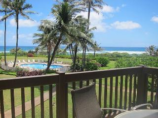 Kaha Lani Resort #206, Ocean View, Steps to the Beach, Free Wifi & Parking - Lihue vacation rentals