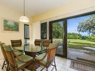 Kaha Lani Resort #129, Ocean View,  Steps to Beach, Free Wifi & Parking - Lihue vacation rentals