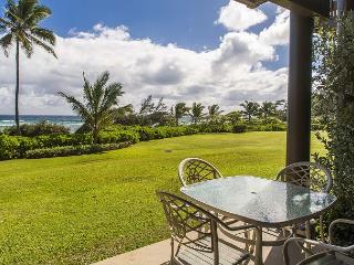 Kaha Lani Resort #121, Oceanfront, 1 Bedroom, Steps to the Beach! - Lihue vacation rentals