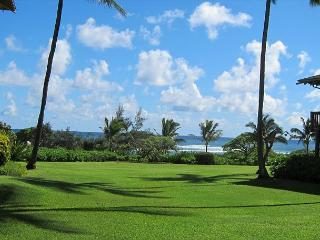 Kaha Lani Resort #114, Ocean View, Steps to Beach, Quiet, Close to Kapaa Town - Lihue vacation rentals