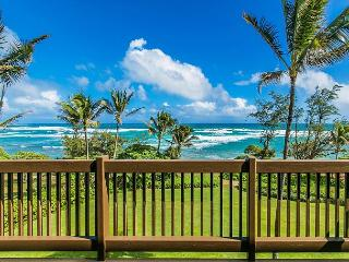 Kaha Lani Resort #326, Oceanfront, Steps to Beach, Free WiFi & Parking - Lihue vacation rentals