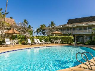 Plantation Hale K13, Near shops, restaurants and beaches.  Air conditioned! - Kapaa vacation rentals