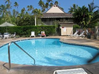 Plantation Hale J8, Garden View, Ground Floor facing the Ocean, AC, Wifi - Kapaa vacation rentals