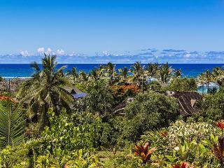 Kauai Gardens Estate, Ocean Views, Walk to Beach, Private Suites, 4 Hot Tubs! - Anahola vacation rentals