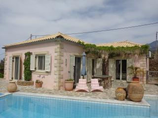 Secluded idyllic single storey house with own pool - Stoupa vacation rentals