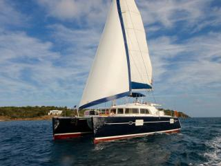 BVI Crewed Full-Board Charter Yacht - West End vacation rentals