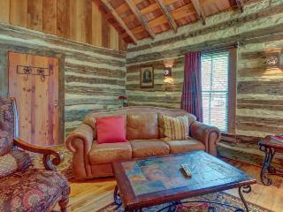 Lovely dog-friendly cabin w/ 4 on-site tasting rooms - along Hwy 290 Wine Trail! - Fredericksburg vacation rentals
