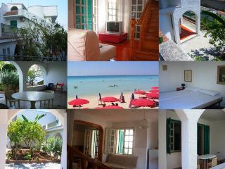 VILLA Porto Cesareo Lecce - 100 metri dal mare - Porto Cesareo vacation rentals