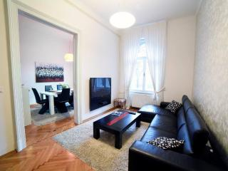 2 BEDROOM/90m² APT IN VERY CENTER - Zagreb vacation rentals