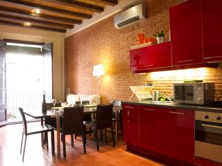 GORGEOUS FLAT HEART BCN 1B - Barcelona vacation rentals