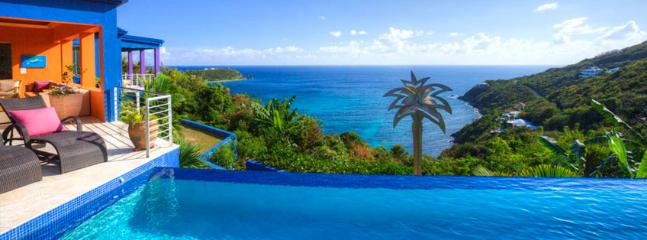 Villa Mare Blu 6 Bedroom SPECIAL OFFER Villa Mare Blu 6 Bedroom SPECIAL OFFER - Image 1 - Rendezvous Bay - rentals