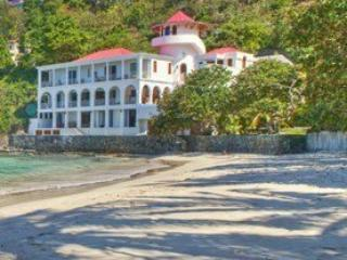 STERLING HOUSE 5 STAR BEACH LUXURY/POOL LONG BAY - Image 1 - Tortola - rentals