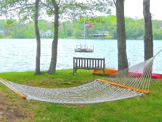 Spacious Orleans Home on Crystal Lake: 100-O - Orleans vacation rentals