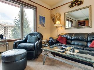 Alpine studio with shared, indoor hot tub plus deck w/ grill - Copper Mountain vacation rentals