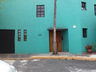 Rooms with studios in large house in Coyoacan - Mexico City vacation rentals