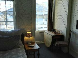 Bed and waffles east view with one bed - Tromsø  vacation rentals