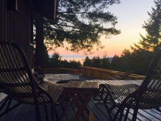 Beautiful Ocean View Home with Detached Cabin - Bowen Island vacation rentals