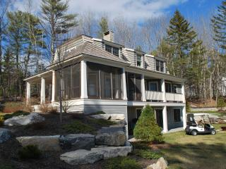 Whitten House at Boothbay Harbor Country Club - Boothbay vacation rentals
