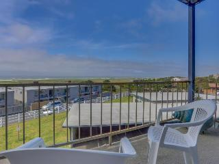 Dog-friendly, ocean-view condo near the beach w/shared pool - Gearhart vacation rentals