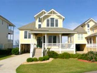 Lavish 4BR w/ hot tub, deck - Village Landings #73 - Manteo vacation rentals