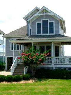 Soundview 4BR w/ covered deck - Village Landings #97 - Image 1 - Manteo - rentals