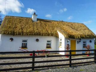 FITZPATRICKS COTTAGE, detached, thatched cottage, en-suite, solid fuel stove, dog-friendly, in Clough, Abbeyleix, Ref 929821 - Abbeyleix vacation rentals