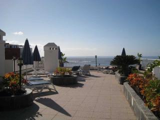 Sunny  one bedroom apartment in La Caleta. - La Caleta vacation rentals