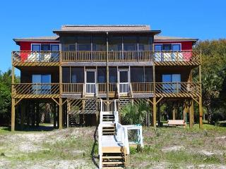 "3414B Palmetto Blvd - ""Dog House B"" - Edisto Beach vacation rentals"