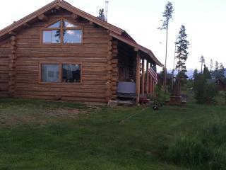 Grand Lake Log Home Adjacent To RMNP & Lakes - Grand Lake vacation rentals