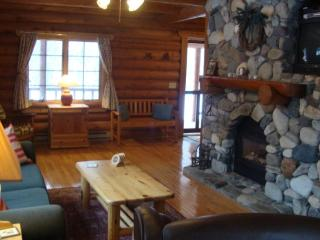 Beautiful Log House by Draper Preserve And Big Wood River ~ RA72028 - Hailey vacation rentals