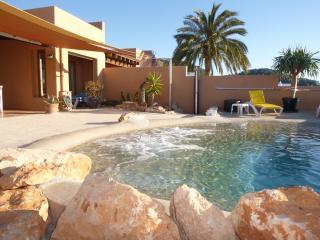 """residence """"sa galera III """"   cala tarida 8 pers - Ibiza vacation rentals"""