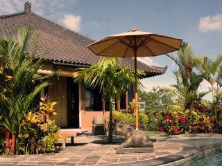 Devi's Place Ubud- great views Bamboo Bungalow - Ubud vacation rentals