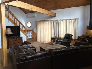Nice Cabin with A/C and Television - Tomahawk vacation rentals