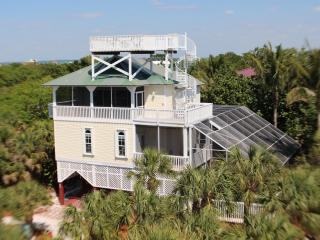 Beach Home w/ Screened In Pool, Hot Tub, Elevator - North Captiva Island vacation rentals