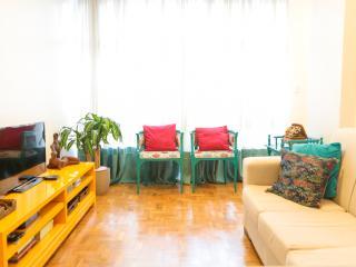Bright & Cozy 2 Bedroom Apartment in Jardins - Sao Paulo vacation rentals