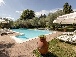 POGGETTO Apt in a Florentine Country Villa - Incisa in Val d'Arno vacation rentals