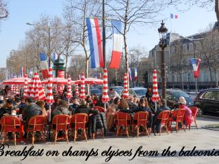 Up to 4 Apt Champs Elysees - Paris vacation rentals