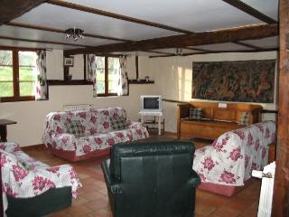Gîte L'ETABLE gite for 9 with pool near the sea - Sempy vacation rentals