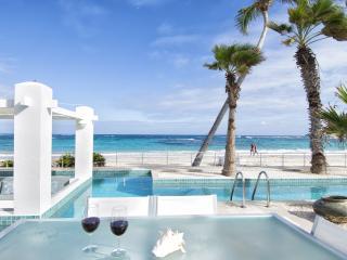 Three Bedroom Beachfront Villa Rental - Dawn Beach vacation rentals