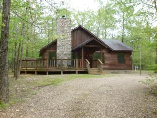 Whisperwind Cabin - just off main highway- wooded lane - Broken Bow vacation rentals