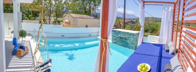 White Lotus VIP Villa, Chania Crete - Vamos vacation rentals