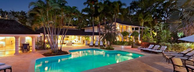 Bluff House at Sandy Lane Estate, Barbados - Ocean View, Pool, Walk to the Beach - Image 1 - Sandy Lane - rentals