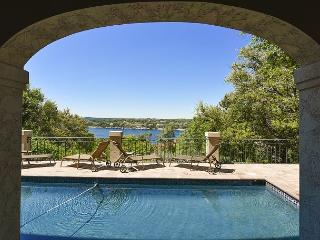 5BR/4BA Incredible House with Pool, Sweeping Lake Travis Views, Sleeps 10 - Lakeway vacation rentals
