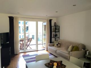 Gorgeous new 1bed flat w/ balcony - London vacation rentals