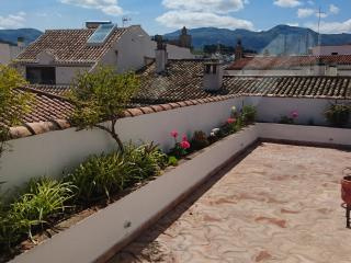 Large condo with attic and two terraces - Antequera vacation rentals