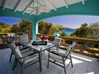 New Listing! 'Casa Bougainvillea' Luxurious 5BR St. Thomas Villa w/Wifi, Private Pool & Remarkable Views! Unbeatable Location - Just Steps from the Ocean on Great Bay! Minutes to Golf, St. John & More! - Cabrita Point vacation rentals